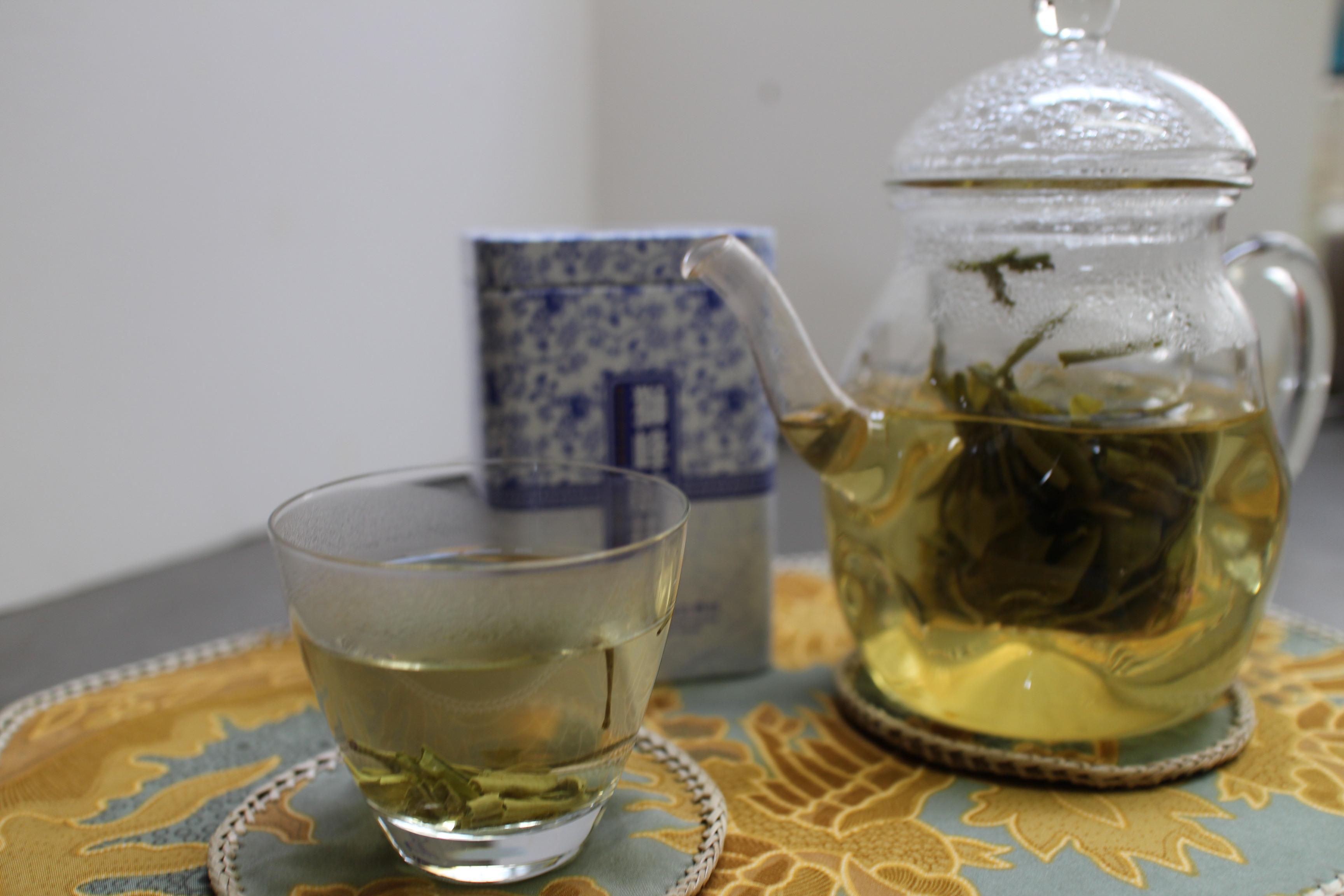 薬膳:ロンジン茶